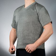 Our BitePRO® Bite Resistant Shirts are manufactured to offer excellent protection to prevent human teeth from penetrating the upper body and upper arm region Human Teeth, Injury Prevention, Upper Body, Human Body, V Neck T Shirt, Men Sweater, Sweatshirts, Long Sleeve, Mens Tops