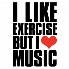 #quote #exercise #music #relatable