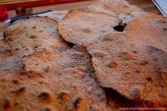 Flatbread (flatbrød) is a traditional Norwegian unleavened bread. It was an…
