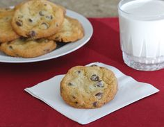 Chocolate chip cookies are a favorite dessert, sweet snack, or after-school treat. Try these with made with BiPro whey protein powder.