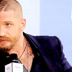 Tom Hardy - Cannes , May 2015