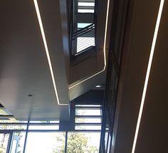 Netflix - San Jose, CA using Luminii Kilo recessed system