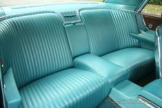 1965 Ford Thunderbird Landau -remembering my big blew her up- - Best Luxury Cars Ford Classic Cars, Classic Chevy Trucks, Classic Auto, Car Seat Upholstery, Custom Consoles, Custom Car Interior, American Auto, Cars Usa, Ford Thunderbird