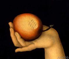 Lucas Cranach der Ältere - Eve