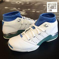 ca4d1648143 Nike Air Jordan 17 XVII Low Basketball shoes size 13 US 2002 Vintage at  http: