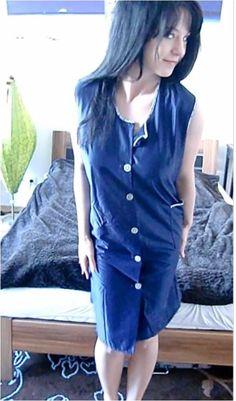 Nylons, Blouse, Shirt Dress, Slip, Silk Satin, Nostalgia, Overalls, Traditional, Shirts