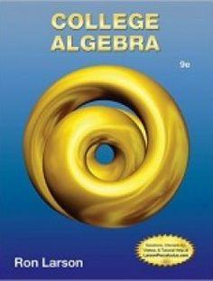 College Algebra 9th Edition - Free eBook Online