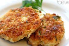 Рыбные котлеты с горчичным соусом: рецепт от шеф-повара Мишеля Ломбарди