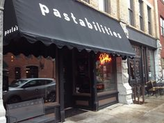 When in Syracuse, New York, Be Sure to Eat at Pastabilities for a Great Meal! Best pasta I've ever had!!