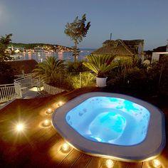Croatia - The Top at Hotel Adriana in Hvar
