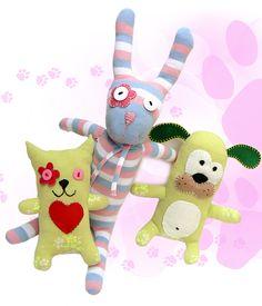 sock toys :)