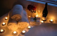 Bubble Bath for two