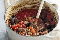 With winter just around the corner, warm up with a large helping of hearty beef casserole. Beef Casserole Recipes, Beef Recipes, Whole Food Recipes, Healthy Recipes, Yummy Recipes, Fertility Foods, Australian Food, Winter Vegetables, Man Food