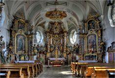 Wallfahrtskirche Mariä Himmelfahrt zu Weißenregen