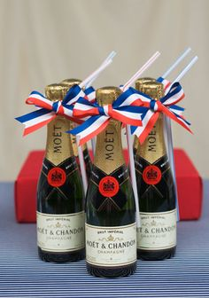 bastille day party favors
