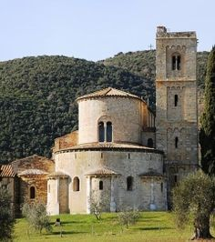 The Abbey of Saint Antimo in the neighboring town of Castelnuovo dell'Abate, about five miles from Montalcino, traces its origins to a small oratory built in 352 and is said to be one of the most beautiful Romanesque churches in Italy. The friars receive guests by appointment, and English is spoken. Sandra Jontz/Stars and Stripes