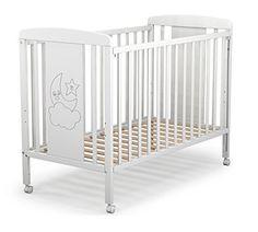 excelente Cuna para bebé, modelo cielo. Incluido el colchón, edredón y protector