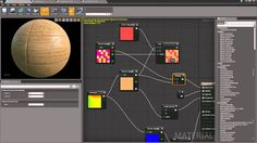 Unreal Engine 4 Materials   5   Using Masks within Materials, Pt2