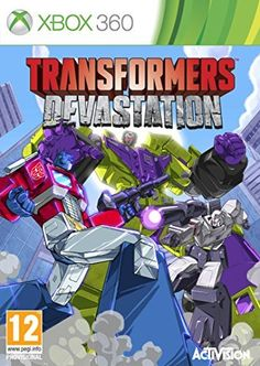 Transformers+Devastation+(Xbox+360)
