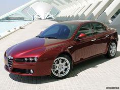 2005 Alfa Romeo 159 (Tipo 939)