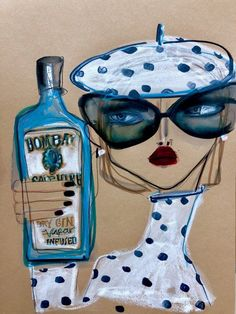 Fashion illustrations and art by Blair Breitenstein. Arte Van Gogh, Funky Art, Wow Art, Hippie Art, Cool Art Drawings, Psychedelic Art, Art Sketchbook, Aesthetic Art, Oeuvre D'art