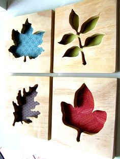 Would be best if the wood variety matched the leaf shape...   cadres-feuilles41.jpg 1,944×2,592 pixels