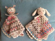 Baby knuffeldoekjes by Marja Post