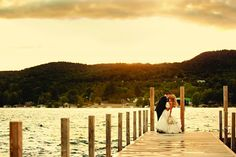 Positively Breathtaking at the Sagamore Resort on Lake George in New York Magical Wedding, Dream Wedding, Lake George Resorts, Wedding Ceremony, Wedding Venues, Lakeside Wedding, Destination Wedding Locations, Wedding Gallery, Wedding Inspiration