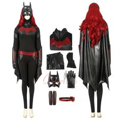 Item Number:dcbam001, Find High Quality Batwoman Costume Batwoman Cosplay Kate Kane Full Set High Quality in our shop. You will get the best price!