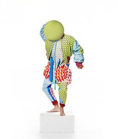 NOWHERE TO HIDE: 'THE MASQUERADE COLLECTION' BY MAXXI JAE-HYUNG LEE