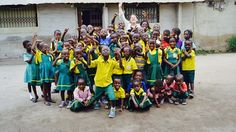 #Ghana#kasoa#emdtimeschool#greenyellow#group#students#children#girlsandboys#germany#fun#teacher#holiday#picture#crazy#memory