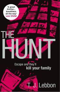 Crooks on Books: The Hunt - Tim Lebbon