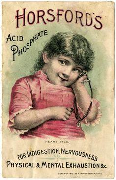 Patent Medicine Trade Cards, c.1900 - Retronaut