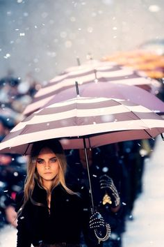 Cara Delevingne | Inspiration for Editorial Fashion Photographer Drew Denny…