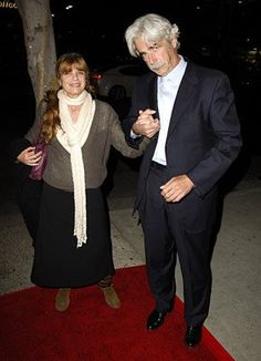 Sam Elliott and Katharine Ross at event of Thank You for Smoking (2005)