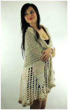 Crochet Cape/Poncho