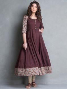 EXCLUSIVOS PARA SONILUZ!! Churidar Designs, Kurta Designs Women, Kurti Neck Designs, Dress Neck Designs, Kurti Designs Party Wear, Cotton Long Dress, Long Gown Dress, Pakistani Dresses, Indian Dresses