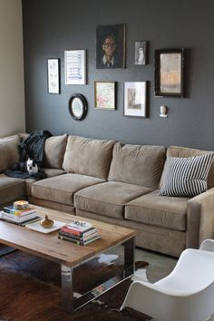 Home   Accent Wall · Living Room ... Part 22