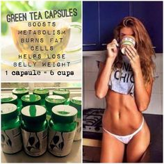 Who is joining me on the green tea challenge? Green tea capsules Buy NOW 💖FB. Tegreen Capsules, Green Tea Capsules, Green Tea Benefits, Best Detox, Lose Weight, Weight Loss, Green Tea Extract, Boost Metabolism, Loving Your Body
