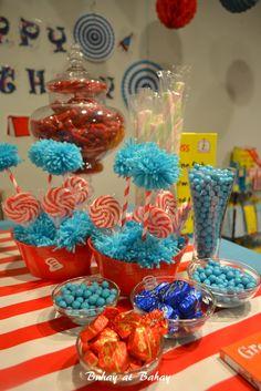 Buhay at Bahay (Life & Home): Dr. Seuss Birthday party