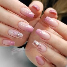 Are you looking for a gel nail art design and ideas? See our interesting collection of gel nail designs. I hope you can find the one you like best. Gel Nail Art Designs, French Nail Designs, French Nail Art, French Manicure With Design, Nail Crystal Designs, French Manicure Short Nails, Ombre French Nails, Natural Nail Designs, Ombre Nail Designs