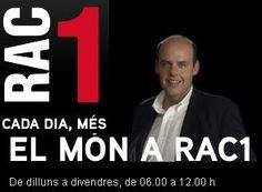 Carmen San Gil en RAC 1