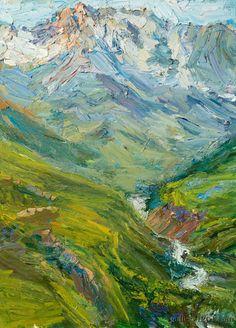 "Ulrich Gleiter | ""After Sunset"" | Gallery 1261 :: Denver, Colorado"