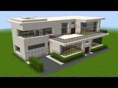 http://minecraftstream.com/minecraft-tutorials/minecraft-how-to-build-a-beautiful-mansion-tutorial/ - Minecraft how to build a beautiful mansion! /Tutorial In this Minecraft build tutorial I show you how to make an easy mansion house that features a 2-story design, and a garage. Give a like if you, Enjoyed!. Don't forget to subscribe ►https://www.youtube.com/user/peterolejar Have a wonderful day!.