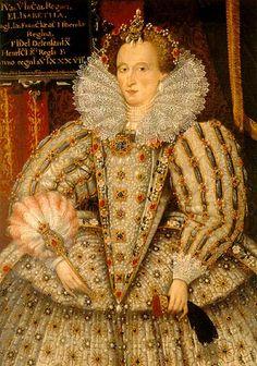 Elizabeth I daughter of Henry VIII and Anne Boleyn Elizabeth Bathory, Elizabeth I, Elizabethan Fashion, Tudor Fashion, Elizabethan Era, Carmilla, Asian History, British History, Strange History