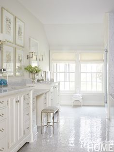 Bathrooms   New England Home Magazine