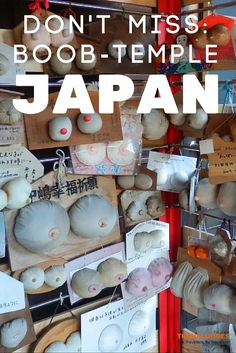 Japan's Boob Temple | The temple is located in Komaki, a small town in Aichi Prefecture about 30 minutes on the train from InsideJapan's Nagoya office, so we decided to investigate | Traveldudes Social Travel Blog & Community: