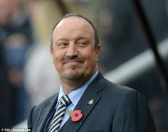Rafa Benitez' side claimed their seventh consecutive victory in the Championship