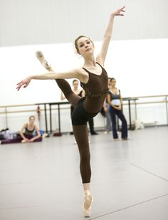 Ballet Dancers On Pointe - Learn to dance at BalletForAdults.com!