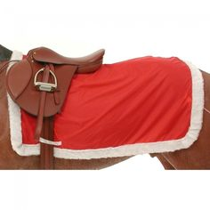 HorseLovers Trading Post - Tough -1 Holiday Quarter Sheet, $24.00 (http://www.horseloverstradingpost.com/blankets-sheets/blanket-liners-coolers-dress-sheets/tough-1-holiday-quarter-sheet/)